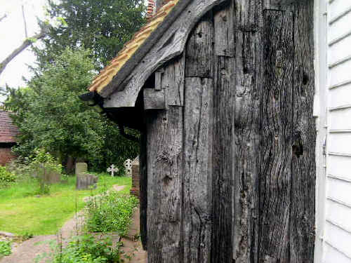 Greensted Church, Ongar, Essex